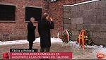 Parlamento - Conoce el parlamento - Pío García-Escudero visita Auschwitz - 10/02/2018