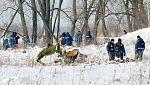 Recuperan la segunda caja negra del avión que se estrelló el domingo en Rusia
