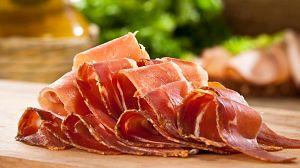 Comida al descubierto: Exportación de queso, jamón de Parma