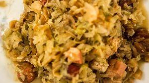 Comida al descubierto: El eucalipto, el chucrut y la nevera