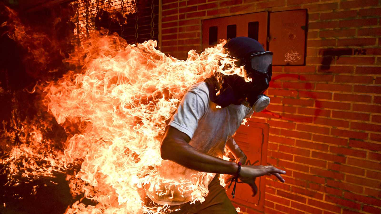 Las seis fotos de las que saldrá el premio World Press Photo 2017