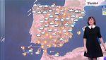 Este viernes, cielo nuboso en toda España y cota de nieve por encima de los 2.000 metros