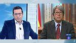 Entrevista al embajador de Japón en España en Los Desayunos de TVE