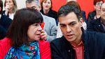 Pedro Sánchez llama a todos los partidos a secundar los paros del 8 de marzo