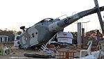 Catorce muertos en un accidente de helicóptero ocurrido tras un terremoto de magnitud 7,2 en México
