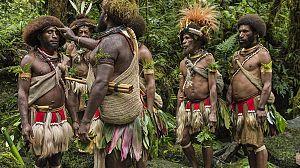 Mundiya Kepanga, hermanos de los árboles