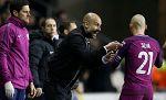 Dolorosa eliminación del City de Guardiola en la FA Cup