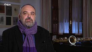 Arturo Cid, músico y divulgador de Jazz: