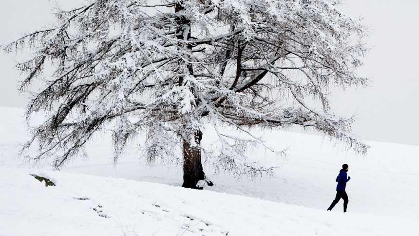 Descenso generalizado de temperaturas y cota de nieve en 300 metros en norte