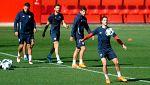 El Sevilla, ante el reto del United