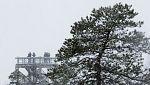 Acusado descenso térmico en norte y centro peninsular y en Pirineos