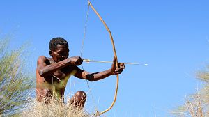 Tribus XXI: En Namibia con los San