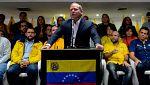 """La oposición no concurrirá a las presidenciales de Venezuela por """"fraudulentas"""""""