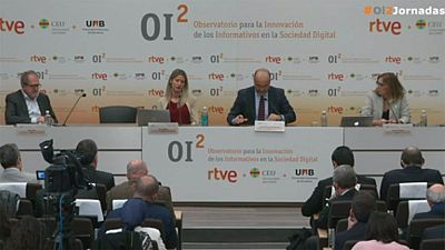 III Jornadas Oi2 - Journalism Innovation Hub RTVE