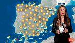 Sol y heladas en el interior peninsular y lluvias en Canarias