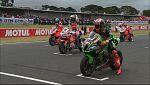 Motociclismo - Campeonato del Mundo Superbike. 1ª Carrera