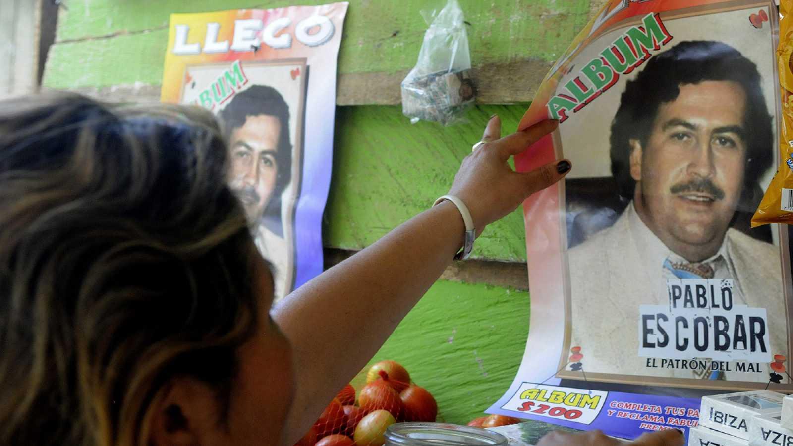 TVE rastrea lo que queda de Pablo Escobar en Colombia con el motivo del  próximo estreno de 'Loving Pablo'