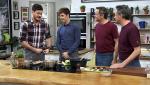 Torres en la cocina - Risoto de jamón y civet de mero