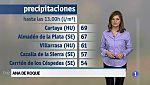 El tiempo en Andalucía - 01/03/18