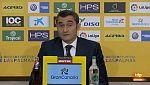 """Valverde: """"Nos ha hecho daño un penalti invisible"""""""