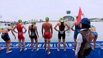 Triatlón - ITU World Series Carrera Élite Femenina (Abu Dhabi)