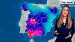 Lluvias generalizadas en todo el país