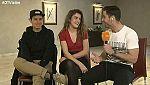 OTVisión - Alfred y Amaia hablan de sus impresiones tras el concierto