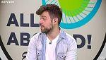OTVisión - Ricky nos habla de los rivales de Alfred y Amaia en Eurovisión