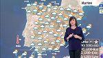 Este martes, lluvias en Galicia y Andalucía y viento fuerte en norte y este