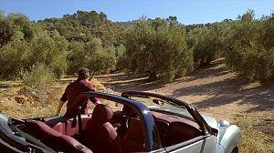 Roberto conoce Jaén: un mar de olivos