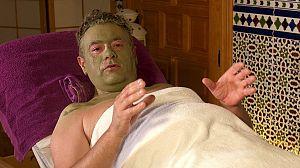 Roberto descubre los beneficios del aceite de oliva