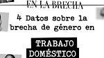 #EnLaBrecha: Datos sobre la brecha de género en el trabajo doméstico