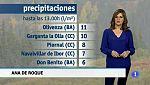 El tiempo en Extremadura - 06/03/18