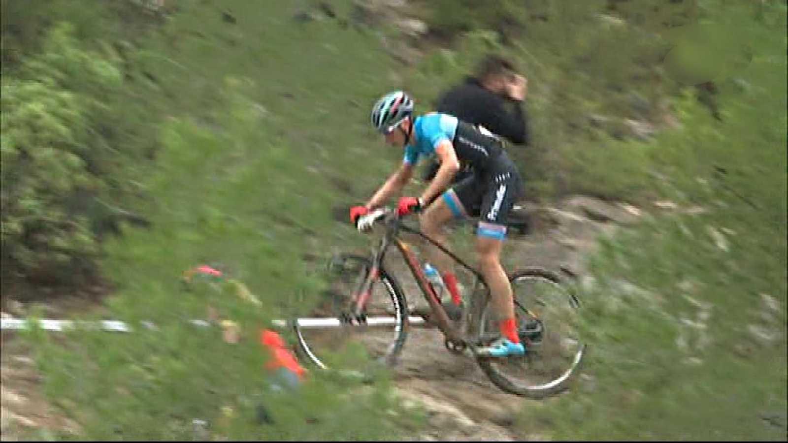 Circuito Xco Moralzarzal : Mountain bike open de españa btt xco cofidis 2018 prueba chelva