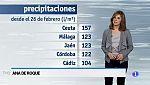 El tiempo en Andalucía - 7/03/2018