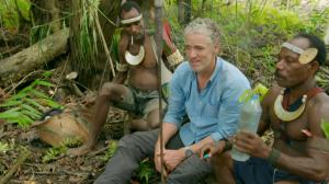 Las tribus y yo: pueblo del cocodrilo de Nueva Guinea