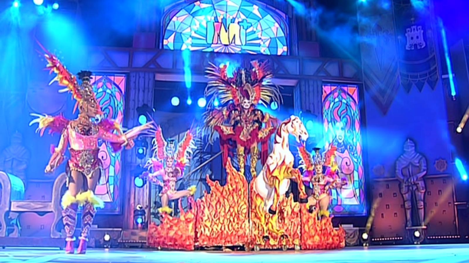 Resultado de imagen de El Carnaval Internacional maspalomas 2018
