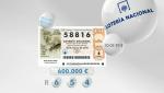 Lotería viajera - 10/03/18