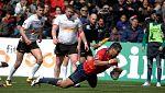 Rugby - Campeonato de Europa masculino: España - Alemania