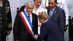 Sebastián Piñera es investido, por segunda vez, presidente de Chile