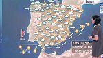 Este lunes, habrá un viento muy fuerte en la mitad oriental, islas y litoral norte con oleaje