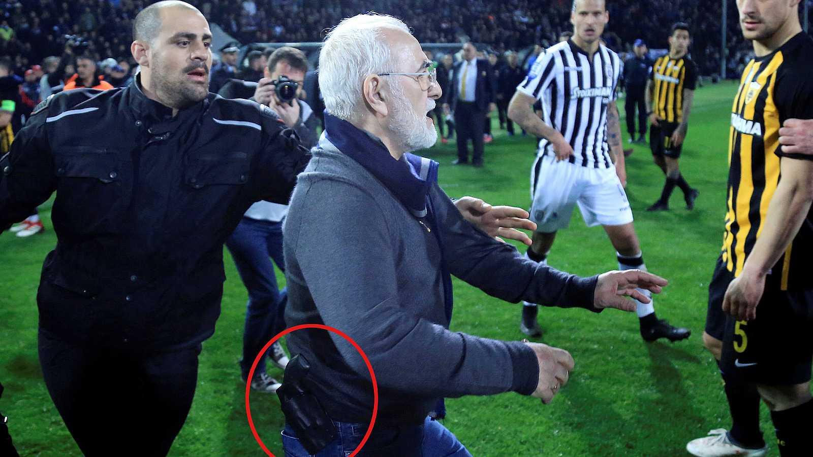 Fútbol | Grecia | Grecia suspende la Liga tras los incidentes en el ...