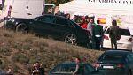 La Guardia Civil traslada a la detenida por la muerte de Gabriel a la finca donde ocultó su cuerpo