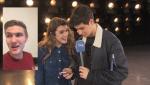 Eurovisión 2018 - Amaia y Alfred reciben un mensaje del representante de Islandia