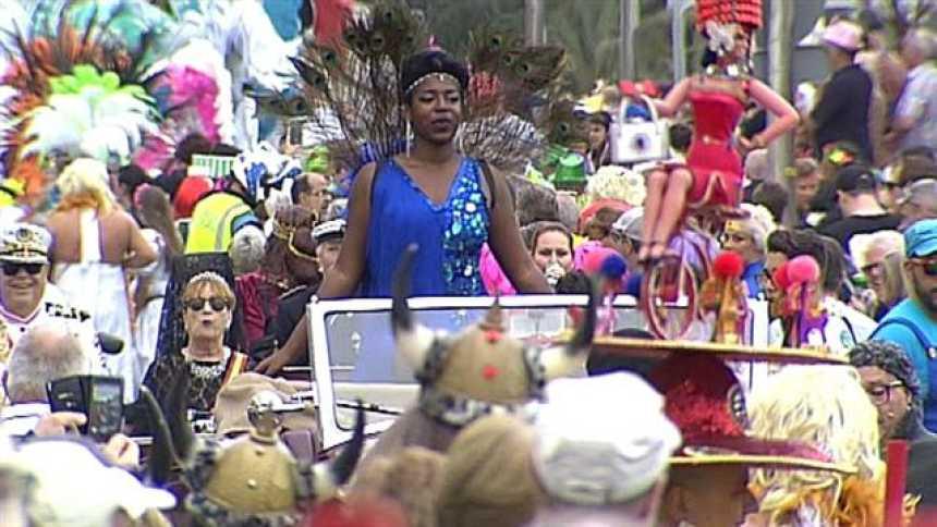 Cabalgata Carnaval de Maspalomas 2018 - 10/03/2018
