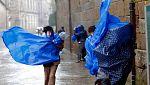 Lluvia en Galicia y Andalucía y nieve en zonas altas del norte