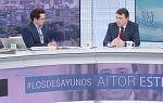 Los desayunos de TVE - Aitor Esteban, portavoz del PNV en el Congreso de los Diputados