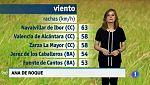 El tiempo en Extremadura - 15/03/18