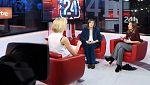 La tarde en 24 horas - Entrevista - 15/03/18