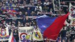 Más violencia ultra en la Europa League, esta vez en Lyon